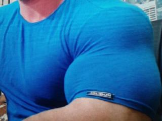 Enjoy your live sex chat SexyMuscleBoy from Xlovecam - 35 years old - I'm somewhat mischievous, but with a good heart. I enjoy pranks and wild antics, ...